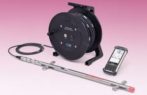 Bộ ghi đo chuyển vị ngang Inclinometer