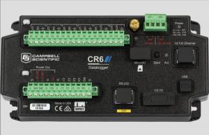 Bộ ghi đo tự động Datalogger CR6