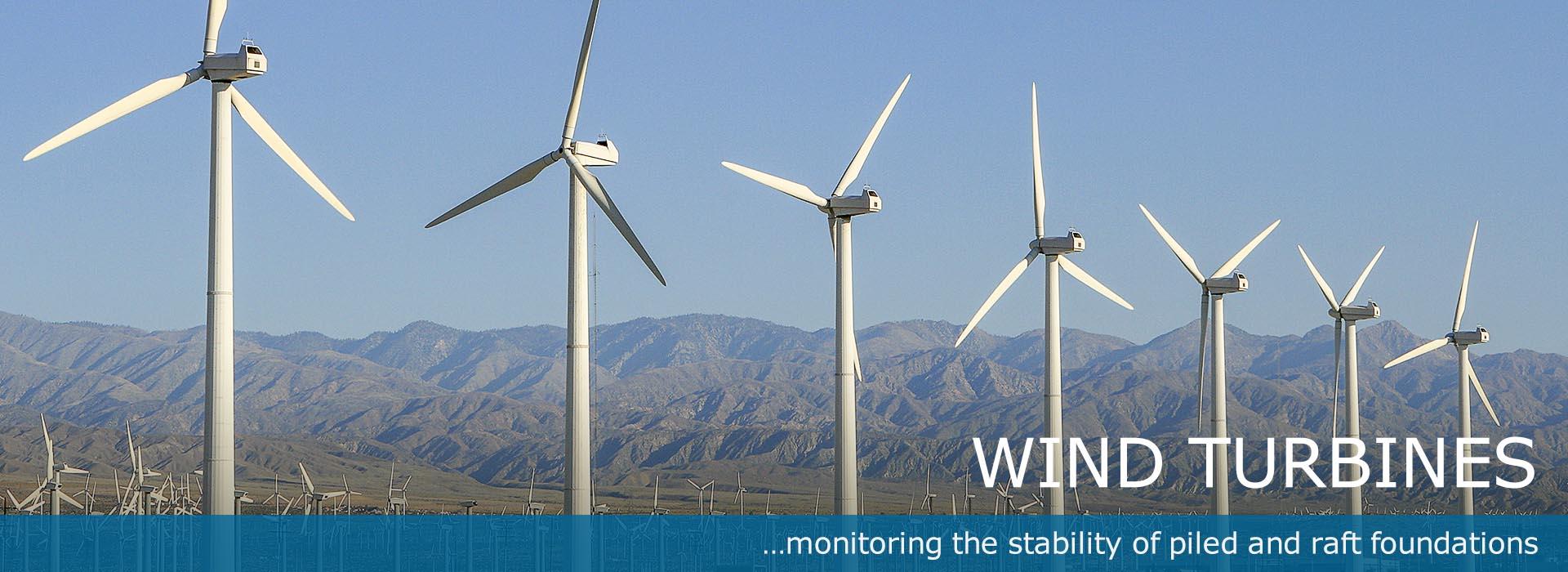 Thiết bị quan trắc turbin điện gió