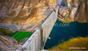 Thiết bị quan trắc thuỷ điện Al Wehda-Jordan