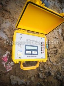 Cho thuê máy ghi đo thiết bị dây rung Data Recorder