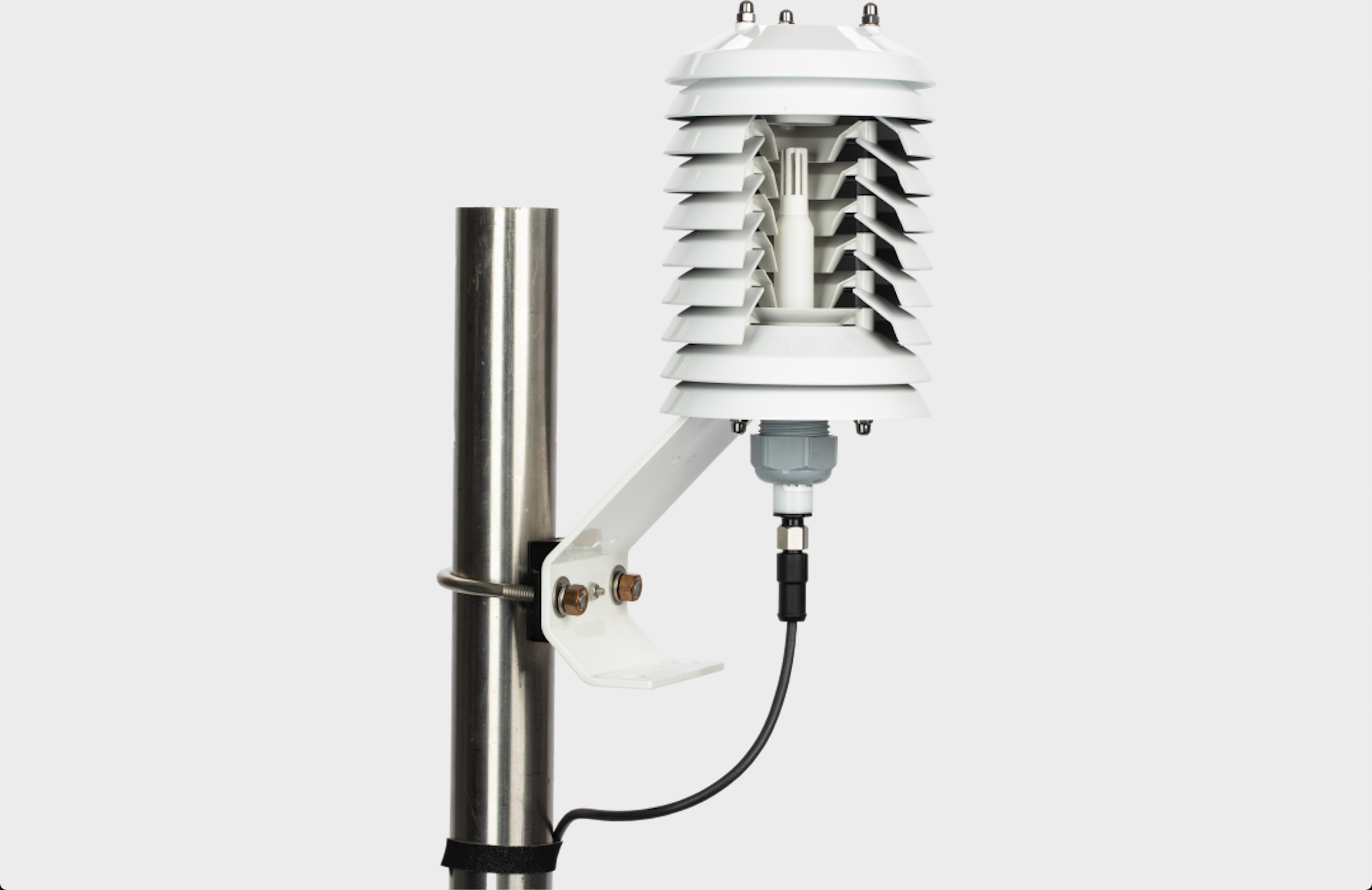 Cảm biến đo nhiệt độ, độ ẩm tương đối không khí HygroVUE10 - Campbell Scientific