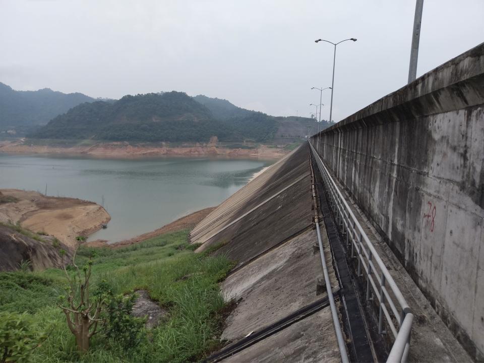 Hồ chứa nước Cửa Đạt - Thanh Hoá