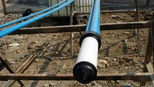 Piezometer ống đứng standpipe và Casagrande