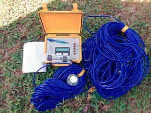 Thiết bị đo áp lực nước lỗ rỗng VW Piezometer và máy đọc