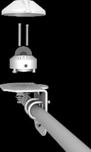 Cảm biến đo bức xạ mặt trời Pyranometer CMP10
