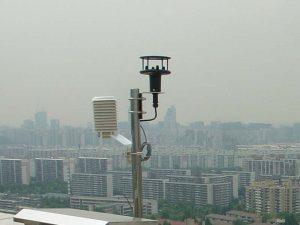 Trạm thời tiết sử dụng cảm biến WINDSONIC4