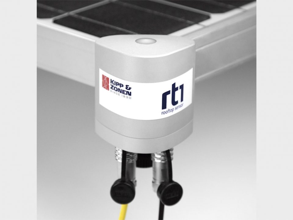 Cảm biến đo bức xạ mặt trời Solar Irradiance RT1 - Kipp & Zonen
