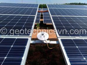 Lắp đặt cảm biến đo bức xạ mặt trời SMP10 - Kipp & Zonen
