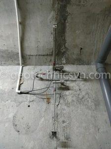 Thiết bị đo dịch chuyển 3 chiều model 4450 tại thuỷ điện Huội Quảng